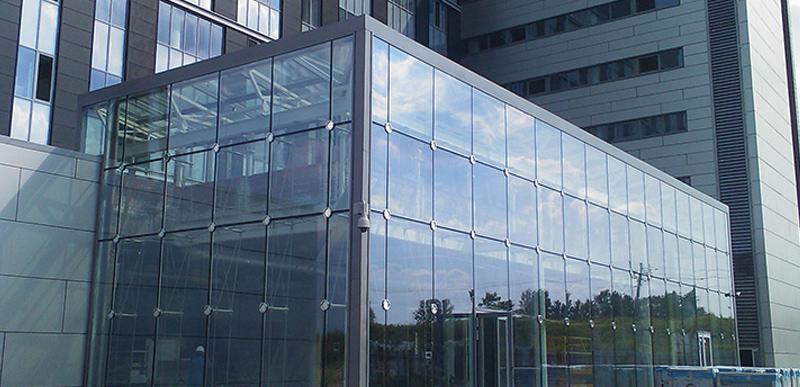 Изготовление алюминиевых и ПВХ светопрозрачных конструкций
