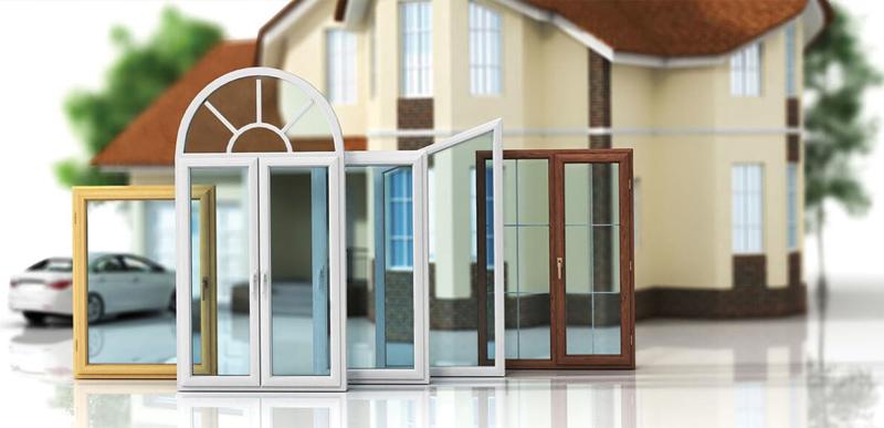 Монтаж различного типа алюминиевых и ПВХ дверей и окон разработка КМ